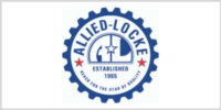 Allied Locke logo - Chain and Sprockets