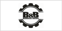 B & B Manufacturing logo - Belt Drives, Chain & Sprockets