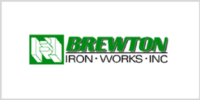 Brewton Iron Works logo - Chain & Sprockets
