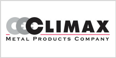 Climax Metal Products logo - shaft collars, couplings, Bushings
