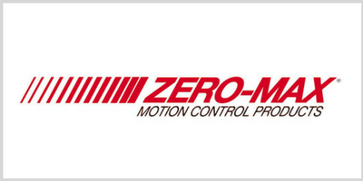 Zero-Max logo - Motion Control Products: Couplings, Gearmotor & Gearbox