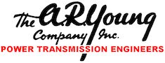A R Young Company Logo