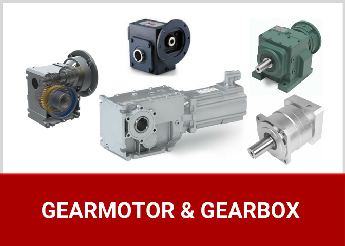 GEARMOTOR & GEARBOX - A R Young Company Industrial Distributor